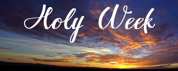 Holy Week Celebration   Gospel Girls