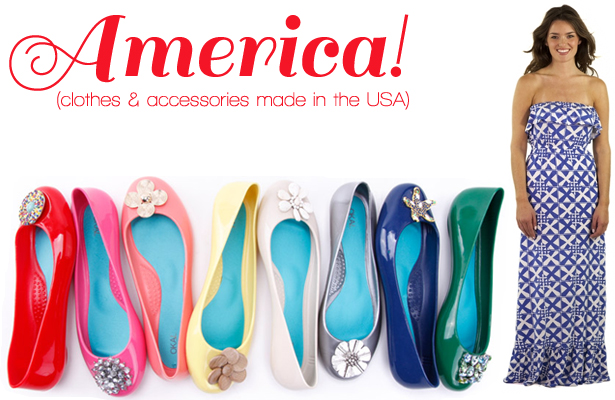 America! Heck Ya! clothing and accessories made in the USA