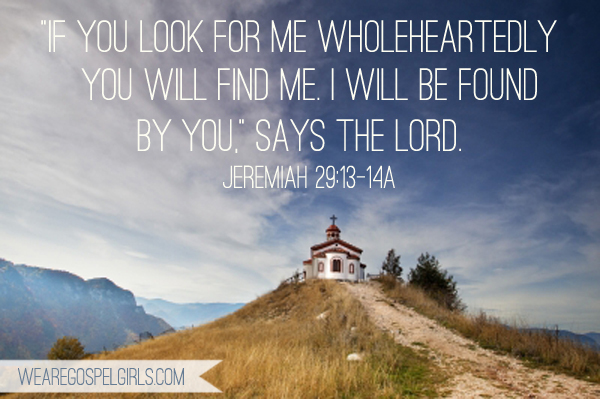 Jeremiah 29:13-14a #dosesofhope