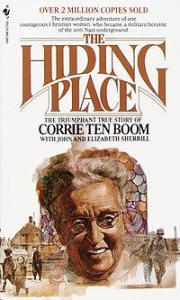 The Hiding Place by Corrie Ten Boom | wearegospelgirls.com