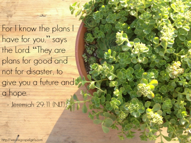 dose of hope - jeremiah 2911 - click through for printable memory verse - wearegospelgirls.com