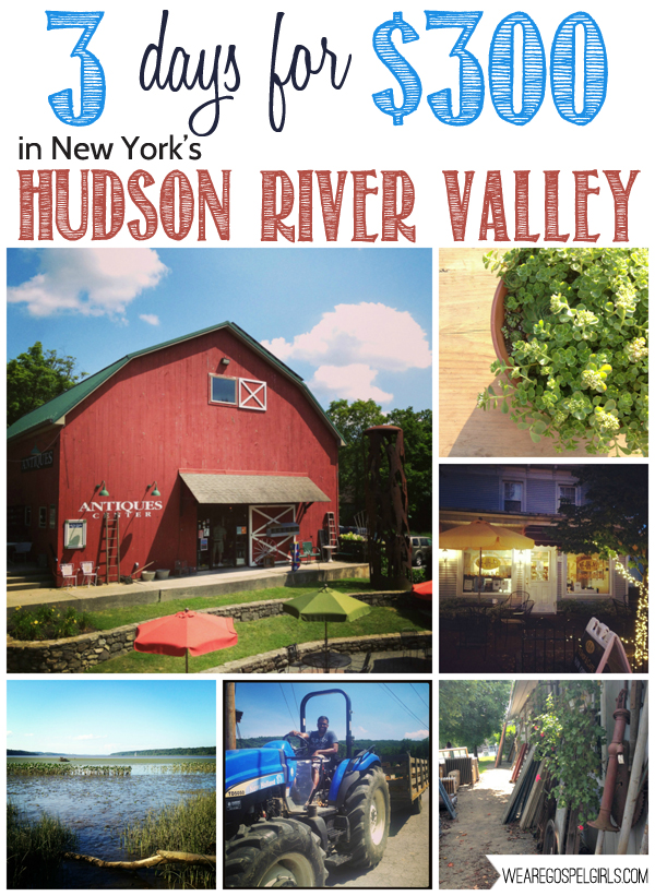 Three Days in New Yorks Hudson River Valley for 300 Dollars - Read more at the link