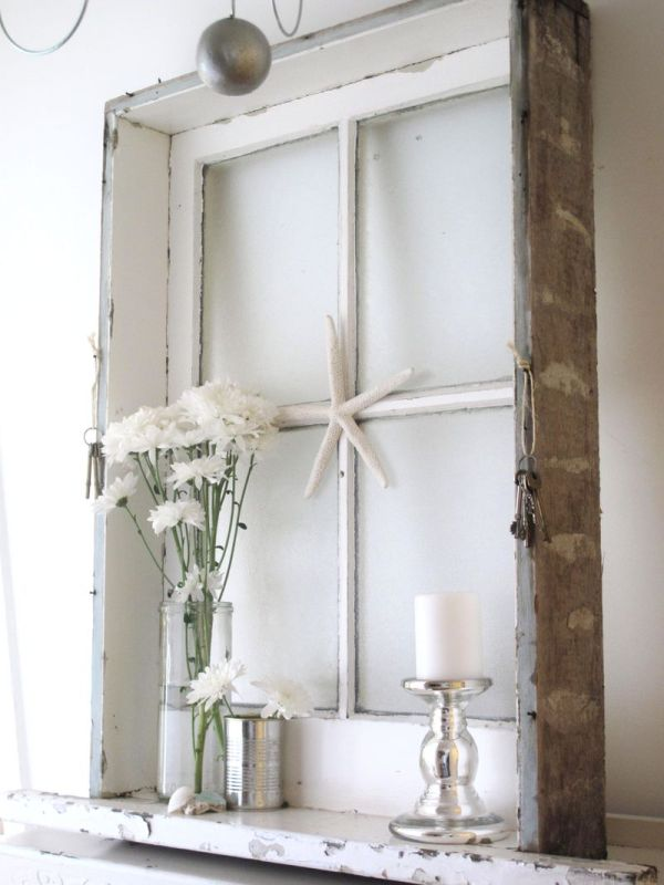 Window Pane - A Beach Cottage website