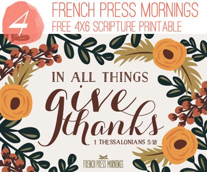 Visit original source French Press Mornings to pin