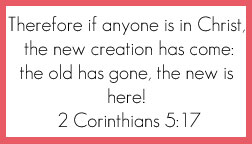 2 Corinthians 5:17 printable memory verse card