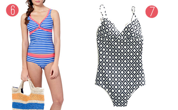swimsuits under $100 (mostly) {praylivecreate.com}