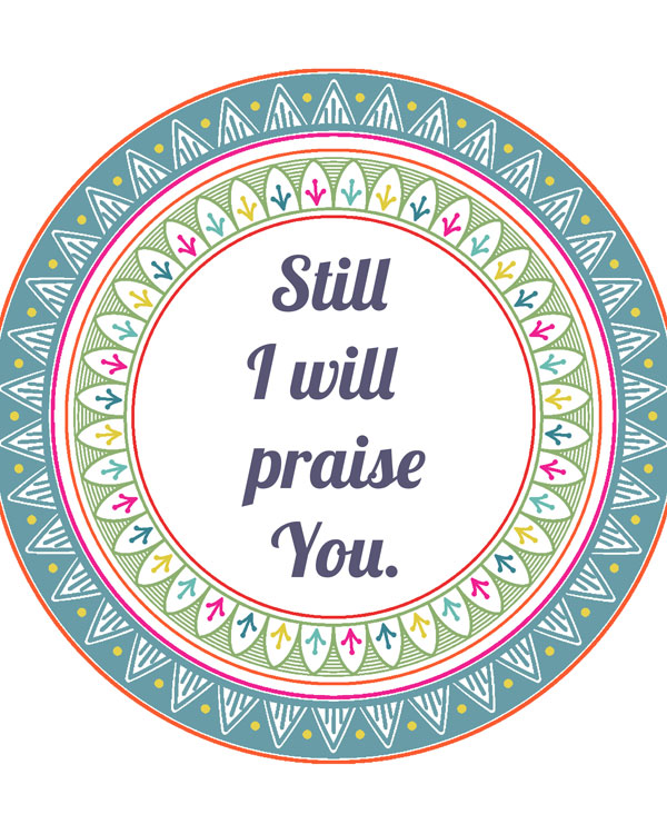 Still I Will Praise You (Psalm 42) multi