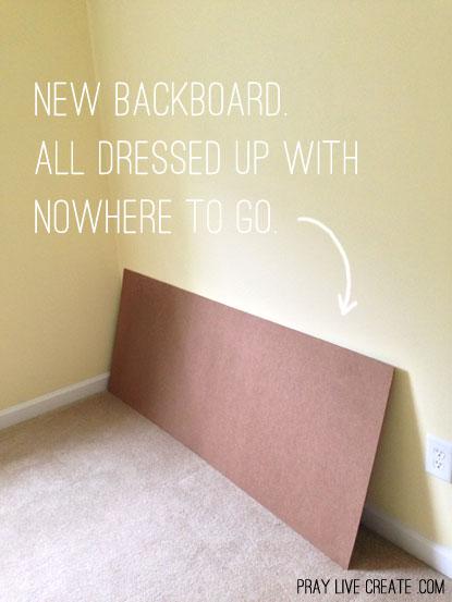 Making over a stinky dresser {praylivecreate.com}