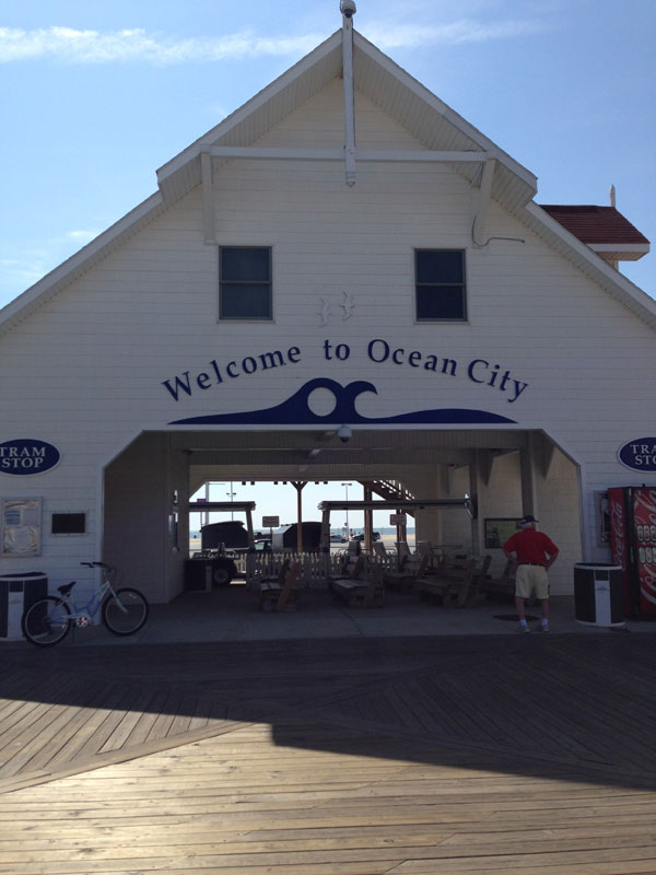 Ocean City, Maryland {praylivecreate.com}
