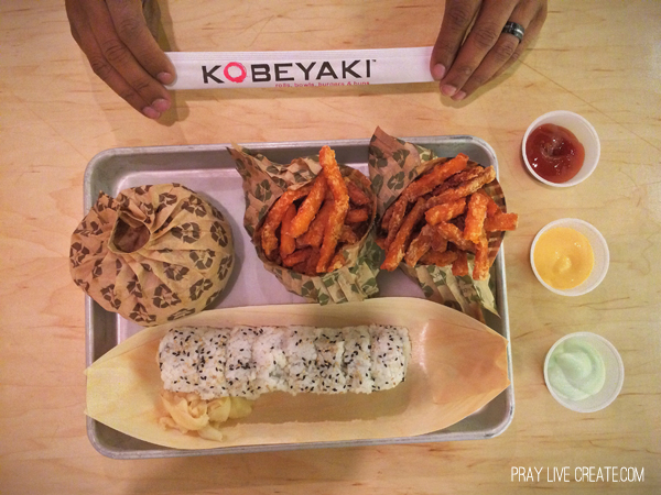 Kobeyaki New York {praylivecreate.com} #eat #NYC #placestogo