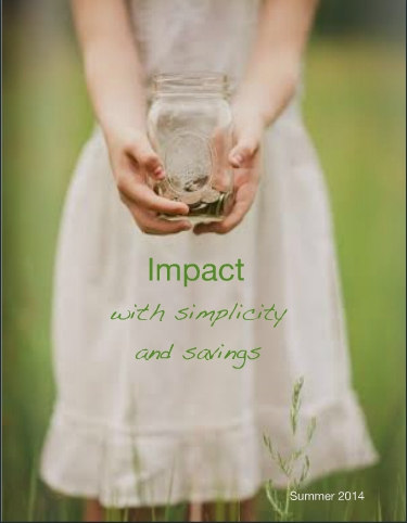 Impact Simplicity and Savings