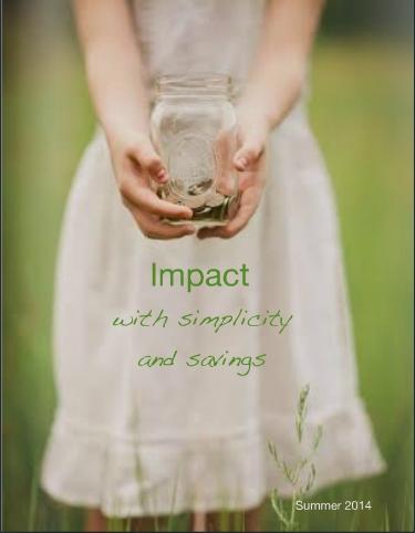 Impact Simplicity and Savings